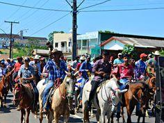 """""""O Grito do Bicho"""": Cavalgada reúne 5 mil pessoas em Cruzeiro do Sul, ..."""