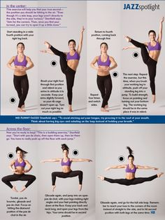3 Cross-Training Tips For Ballet Dancers Dancer Workout, Gymnastics Workout, Dance Exercise, Dance Training, Mental Training, Cross Training, Dance Leaps, Dance Stretches, Middle Splits Stretches