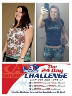 It all started with the 24 day challenge. And she just kept with it. Being consistent. Amazing results. Way to go Tiera!