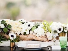 Symbolic Meanings of Wedding Flowers  | Photo by: Melanie Duerkopp | TheKnot.com