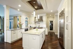 Kitchens - Creative Cabinets and Faux Finishes