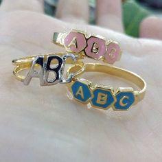 ecbf8e5d9c8 Anelzinhos de formatura pros nossos pequenos ♡ 🎓  anel  infantil   formatura  formaturainfantil