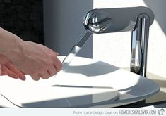 15 Fantastic Modern Faucet Designs | Home Design Lover