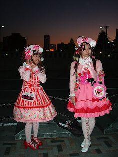 Super decora/sweet lolitas