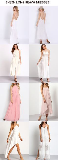 We know you can handle yourself, you just need a wardrobe that handles the rest! Great price from $9.9 ! You are obviously ready to take on the beach when you don a number as sophisticated as these wonderful maxi dresses. Find your favorite at m.shein.com !