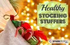 Looking for some simple but healthy gift ideas for your loved ones--or even your own wish list