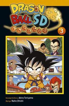 Dragon Ball SD 3 - 3/5 Sterne - DeepGround Magazine