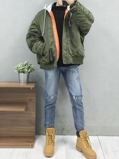 Males Street Fashion #KoreanFashion