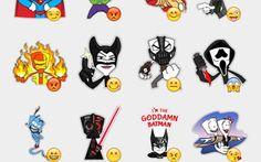 Movies Stickers Set | Telegram Stickers
