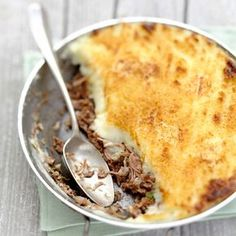 Hash parmentier with beef chuck Mince Recipes, Duck Recipes, Keto Recipes, Healthy Candy, Good Food, Yummy Food, Salty Foods, Fast Food, Mince Pies