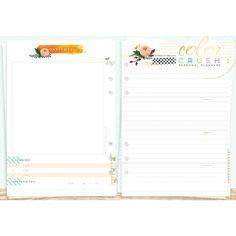 Color Crush - Betétlapok - A5 - Memory Keeping - Websters Pages - Előrendelés - Kreatív tervezők - ScrapBolt - minden, ami kreatív - egy helyen