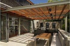 modern patio by Original Vision Limited