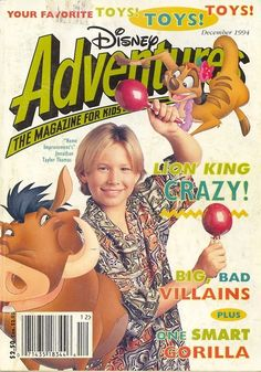 I remember getting this magazine at the grocery store <3