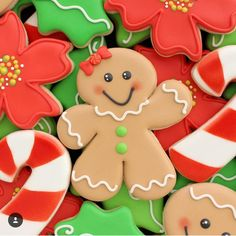 Sweet Sugarbelle Gingerbread Man or Girl Cookie Cutter and Fondant Cutter and Clay Cutter by BobbisCutters Christmas Sugar Cookies, Christmas Treats, Gingerbread Cookies, Christmas Pics, Santa Cookies, Lemond Curd, Coconut Cookies, Iced Cookies, Royal Icing Cookies
