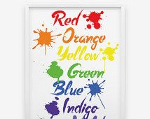 nursery white wall primary colors - Google Search