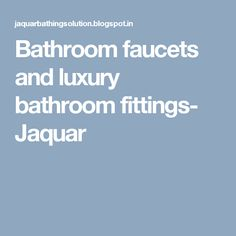 Jaquar Bathroom Faucets jaquar alive series - pillar cock | jaquar faucets | pinterest