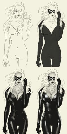 how-to-draw-blackcat-02.jpg 700×1,400 pixels