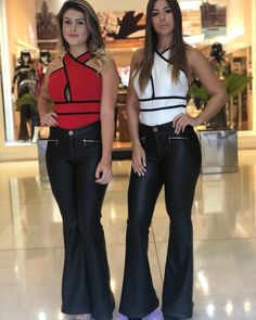 Look 2018, Jeans Fashion, Wide Leg Jeans, Jeans Style, My Wardrobe, Flare Jeans, Bell Bottoms, Bell Bottom Jeans, Jumpsuits