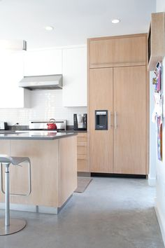 floors - concrete love, counters