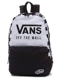 c6506c488a6 #walletsvans Vans School Bags, Vans Bags, Vans Backpack, White Backpack,  Backpack