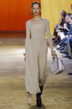 Céline Spring 2016 Ready-to-Wear Fashion Show - Maria Zakrzewska