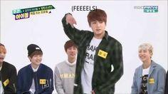 140430 Bangtan Boys (BTS) - Girl Group Dances [Weekly Idol] • I LOVE THIS! KOOOKIEEEE XD