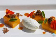 Roasted New Season Mango © Mozaic Beachclub