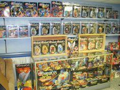 """LJN """"ThunderCats"""" toys"""