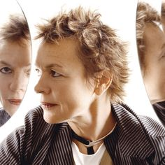 Laurie Anderson,   Peter Ross Photography