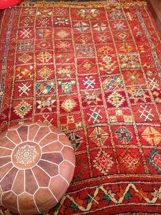 Berber rug from Marrakech