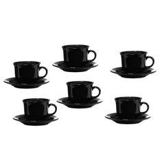 Conjunto de Xícaras para Chá Oxford Daily em Cerâmica JM21-6015 - 6 Peças