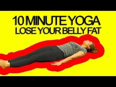 How to Get Flat Abs with Yoga