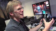 John Carmack renuncia a la empresa que fundó para dedicarse a Oculus VR – http://www.sectorgamer.com/wp-content/uploads/2013/11/original-622x350.jpg – El padre de las franquicias Doom y Rage abandona la empresa que el fundó, para dedicarse a Oculus VR, una compañía donde tiene grandes ambiciones y que sin duda será protagonista en el mundo de los videojuegos durante los próximos años al innovar utilizando larealidad virtualcomo nadie lo ha he... – SectorGamer