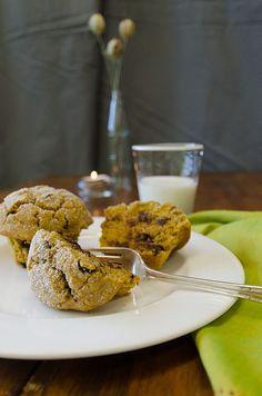 Chocolate Chip Pumpkin Muffins | Bob's Red Mill