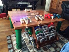Yes, I could have used this hand built N64 table in college (19 HQ photos) http://thechive.com/2014/07/10/yes-i-could-have-used-this-hand-built-n64-table-in-college-19-hq-photos/