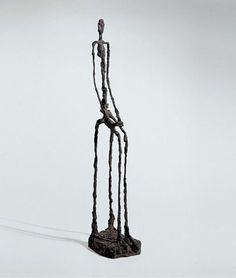 Alberto Giacometti, Femme assise, 1946 on ArtStack #alberto-giacometti #art