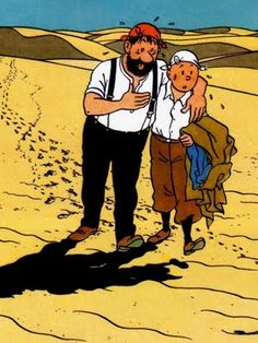 The Adventure of Tintin - the Crab with Golden Claws