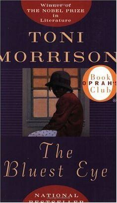 The Bluest Eye (Oprah's Book Club) by Toni Morrison, http://www.amazon.com/dp/0452282195/ref=cm_sw_r_pi_dp_xvAJpb1404FW3