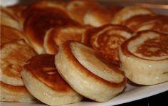 Пышные оладушки на кипяченом кефире - самые вкусные и пышные...