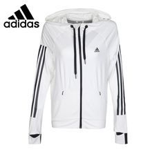Original New Arrival 2017 Adidas Performance ON THE MOVE Women s jacket  Hooded Sportswear Adidas Women dd84037fb805