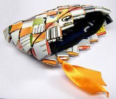 Potato chip bag/Candy wrapper purse