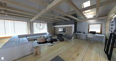 Zdjęcie: Salon styl Skandynawski - Salon - Styl Skandynawski - A2 STUDIO pracownia architektury
