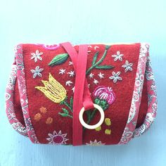 Sewing Kit, Thimble, Pincushions, Coin Purse, Textiles, Couture, Embroidery, Wallet, Purses