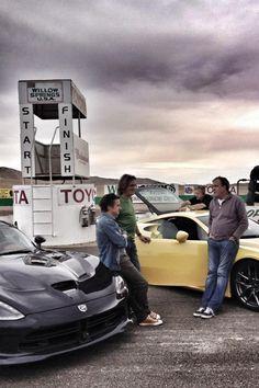 Willow Springs 2012 @BBC_TopGear @TopGear_BBCA @IainMay72 @JeremyClarkson @RichardHammond @MrJamesMay #topgear