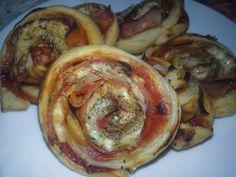 Pochoutky z listového těsta jako šneci jsou zaručenou chuťovkou, které málokdo odolá. Pancakes, Breakfast, Food, Morning Coffee, Essen, Pancake, Meals, Yemek, Eten