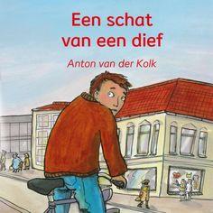 Een schat van een dief | Anton van der Kolk: Om te bewijzen dat hij best wat durft, steelt Robbert een fiets. Ben je dan een durfal of een…
