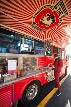 Food trucks offer international fare: samosas, soups, sandwiches ...