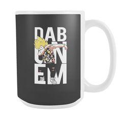Super Saiyan Vegeta Dab 15oz Coffee Mug - TL00496M5