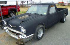 1957 Chevy S10 Rat Rod Truck