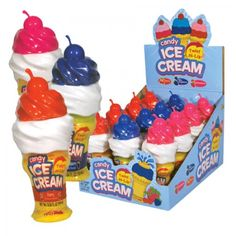 Novelty Candy Product | Home » Ice Cream Twist N Lick Novelty Candy SINGLE
